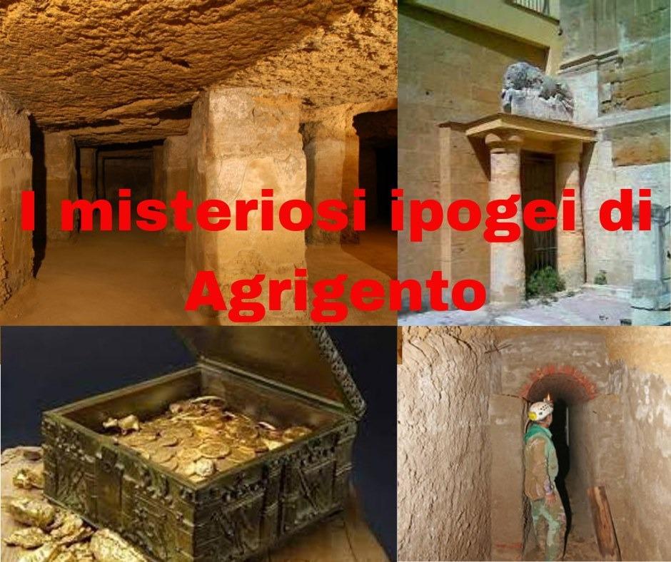 I misteriosi ipogei di Agrigento
