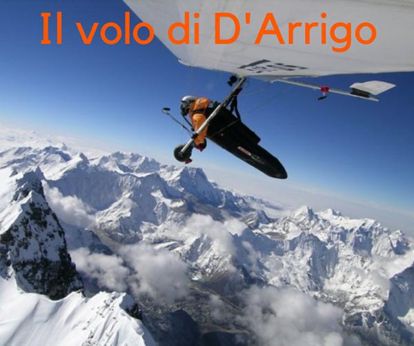 Il volo di D'Arrigo