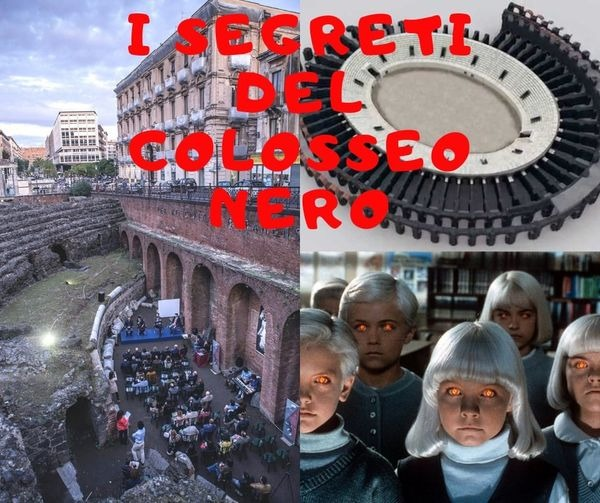 "I segreti del ""colosseo nero"""